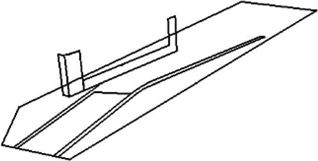 شکل 10. شبيه سازي سه بعدي صحنه تصادف