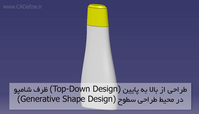 محیط generative shape design