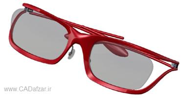 ایجاد مدل سه بعدی عینک در کتیا