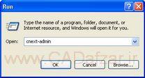 تایپ فایل اجرایی جهت بالا آمدن نرم افزار