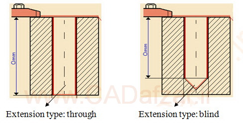 Extension type