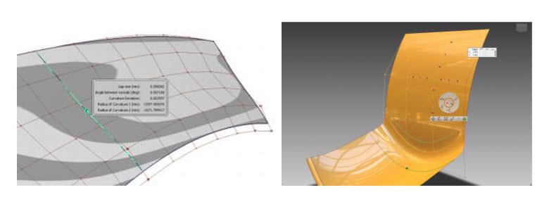مزایای استفاده از منحنی های بزیر در ساخت سطوح
