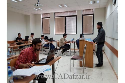 شرکت کنندگان مسابقه کدنویسی متلب دانشگاه امیرکبیر