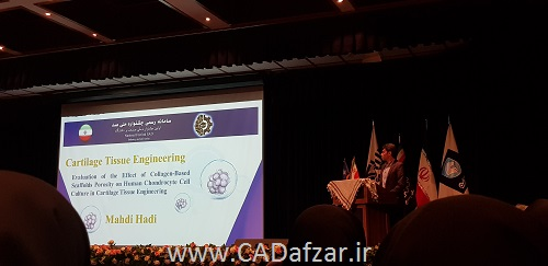 دکتر مهدی هادی در جشنواره ملی صد