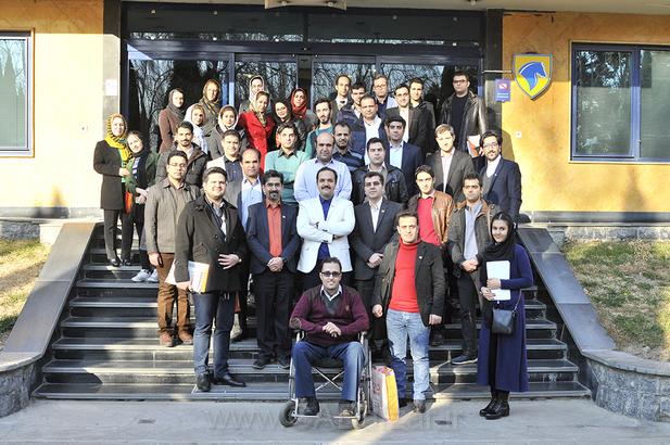 شرکت کنندگان سمینار