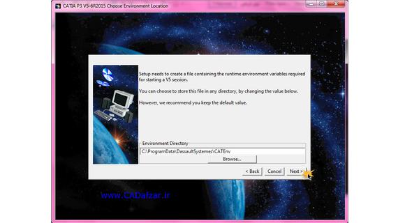 5CATIA Install