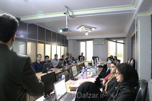 اعضای هیئت علمی و تیم اجرایی کدافزار