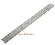 خط کش (Rule gauge)