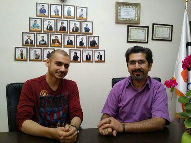 اولین جلسه رسمی مشاوره کَدافزار با مهندس علی پور