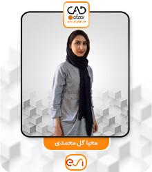 محیا گل محمدی