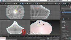 آموزش رایگان 3D max|پکیج لیندا(زبان اصلی و زیرنویس انگلیسی)|9از22