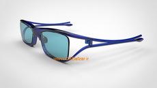 مدل سه بعدی عینک شماره 1