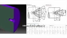 آموزش کتیا|آموزش نحوه ایجاد مدل الگو در کتیا|کدافزار