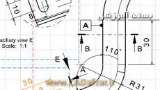 بسته آموزشی محیط نقشه دو بعدی- Generative Drafting کتیا |کدافزار