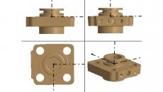 ابرنقاط  و مهندسی معکوس در نرم افزار طراحی مهندسی CATIA قسمت چهارم|کدافزار