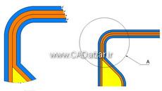 آموزش کاربردی محیط Composite Design در نرمافزار CATIA|کدافزار