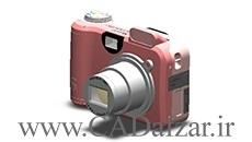 مدل سه بعدی دوربین عکاسی سالیدورکس 2018