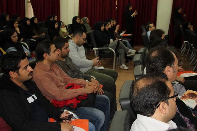 بر خی از شرکت کنندگان   در سمینار