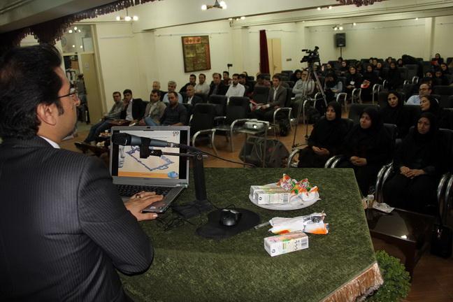 سخنرانی تعاملی   و جذاب  جناب مهندس علی پور