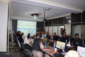 اعضاء هیات علمی و تیم اجرایی کَدافزار