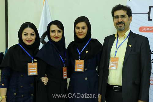 تیم کدافزار در سومین مسابقه کشوری طراحی مهندسی دانشگاه امیرکبیر