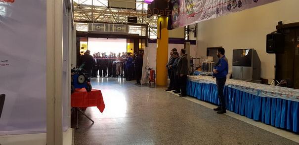 افتتاحیه نخستین جشنواره نوآوری و اختراعات صد
