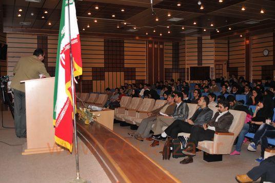 آقایان مهندس محمدرضا علی پور و حامد ابوالحبیب در یک قاب